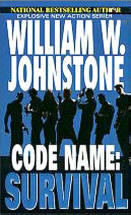 2. Code Name- Survival  (Code Name Series)  USED BOOK