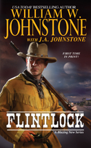 1. Flintlock (Flintlock Series)  USED BOOK