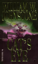 Cat's Eye  (Horror) USED BOOK