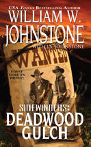 5. Deadwood Gulch   (The Sidewinders Series)  USED BOOK
