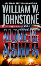 5. Alone in the Ashes   (Ashes Series)