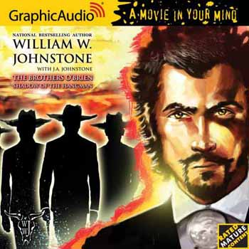 2. Shadow of the Hangman  (Brothers O'Brien Series) - Audio CD