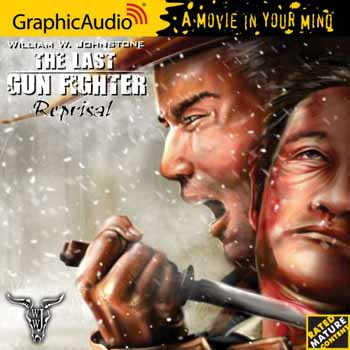 2. Reprisal  (The Last Gunfighter Series) Audio CD