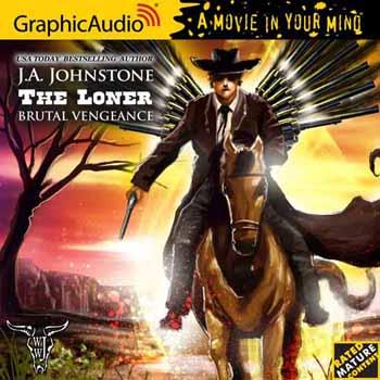 Brutal Vengeance Loner Series Audio CD
