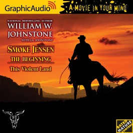 2. The Violent Land (Smoke Jensen Series) Audio CD