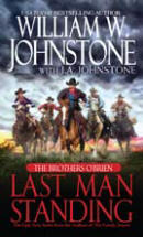3. Last Man Standing (Brothers O'Brien Series)