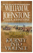 03. Journey Into Violence (The Kerrigans Series)