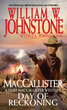 7. Day of Reckoning (MacCallister Series)