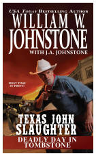 2. Deadly Day In Tombstone  (Texas John Series)